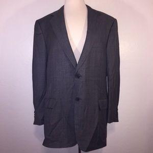 Ermenegildo Zegna men's suit jacket